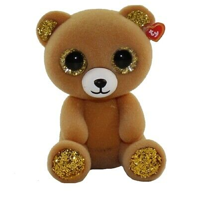 TY Mini Boos Series 3 Collectible Figure Cracker The Bear