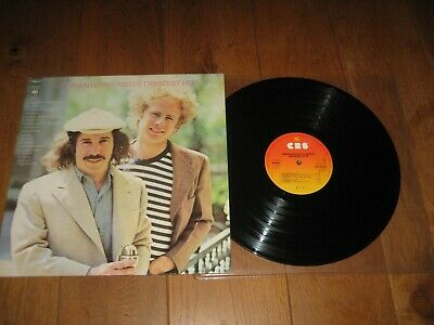 Simon and Garfunkel LP Simon and Garfunkels greatest hits (4651)