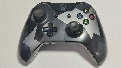 Genuine Microsoft Xbox One Wireless Controller Model 1697 Covert Forces Edition
