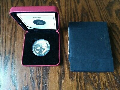 2004 RCM Fine Silver Natural Wonders - NWT Diamonds $20 Coin, No Reserve!