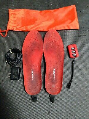 ThermaCELL THS01-XL Remote Heated Insoles