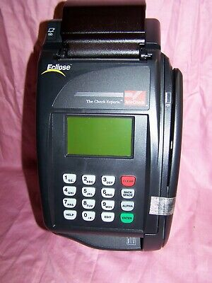 Pair Of Veriphone Eclipse Quartet Payment Terminals - New In Opened Box