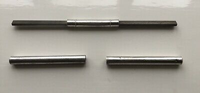Double-ended Pivot file Watchmakers Burnishing Tool