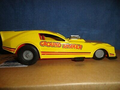 "FISHER PRICE Funny Car ""GROUND SHAKER"""
