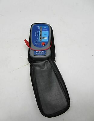 Supco M500 Insulation Tester/Electronic Megohmmeter LED