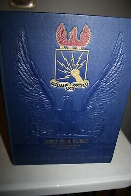 GEORGE FIELD, Illinois -Army Air Forces Advanced Flying School (TE) Book 1943