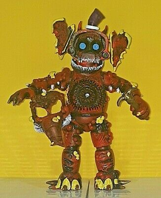 mexican ORVILLE ELEPHANT action figure FIVE NIGHTS AT FREDDYS Made in Mexico