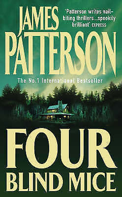 Four Blind Mice by James Patterson (Paperback, 2003)