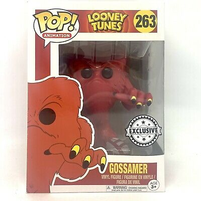 Pop Looney Tunes Gossamer Vinyl Figure Exclusive Funko 11439-PX-1M4