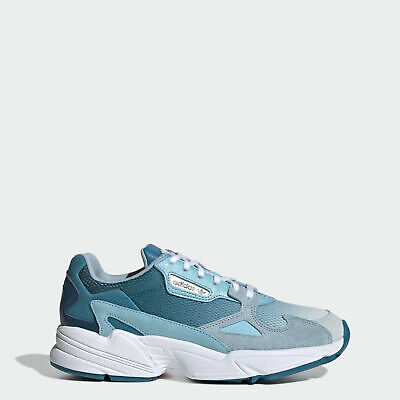 ADIDAS TURNSCHUHE FALCON Schuh D96757 Wolkensohle Silber