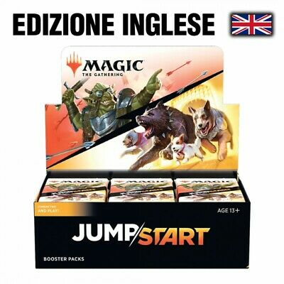 [PREORDINE 14/09] Magic The Gathering - Jumpstart - Box 36 Buste (ENG)