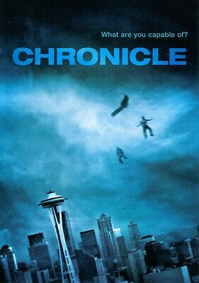 Chronicle (DVD, 2012) New and Sealed