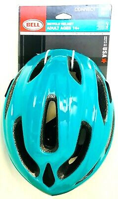 Bell The Original Ringer CPSC Adult Ages 14 /& Up Black /& White Bicycle Helmet