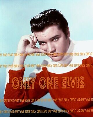 """1957 ELVIS PRESLEY in the MOVIES Photo /""""LOVING YOU/""""  STUDIO SESSION 02"""