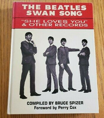 "THE BEATLES SWAN Song ""She Loves You & Other Records"" Book Bruce ..."