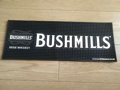 Tribute branded Rubber Bar Runner Brand New and Unused