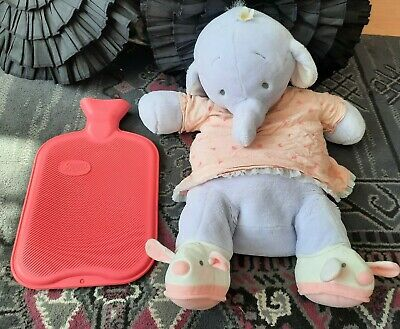 """Boots Humphrey's Corner ~ HOTWATER BOTTLE WITH CUTE COVER ,22"""" Tall,RARE"""