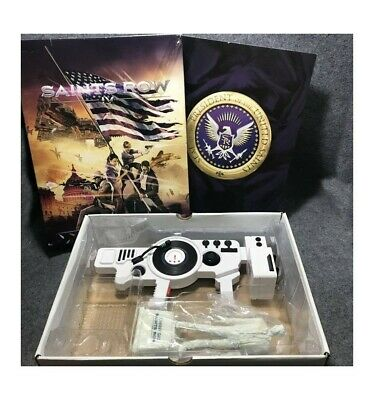 Saints Row Iv Collector Edition Sony Playstation 3 Ps3