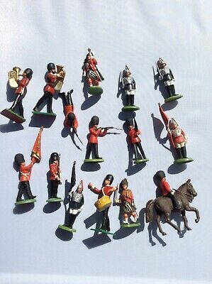 Collection of Lifeguards  Blues /& Royals Britains Soldiers 15 of!