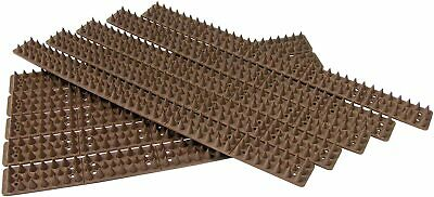 Am-Tech S1606 Security Spikes - Brown (10pc)