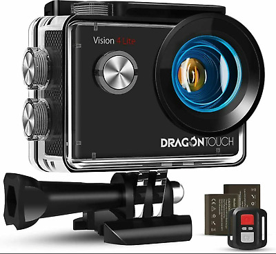 4K Sport Go Pro Action Camera Ultra 20MP Wireless Waterproof Remote Control