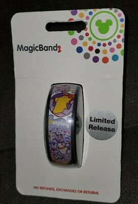 NEW Walt Disney World Parks Epcot 2019 Figment Dragon Imagine Magic Band 2