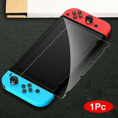 New Tempered Glass Screen Protector For Nintendo Switch