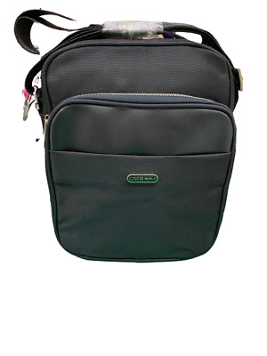 BORSA BORSELLO UOMO Tracolla Enrico Coveri World Eco Pelle a