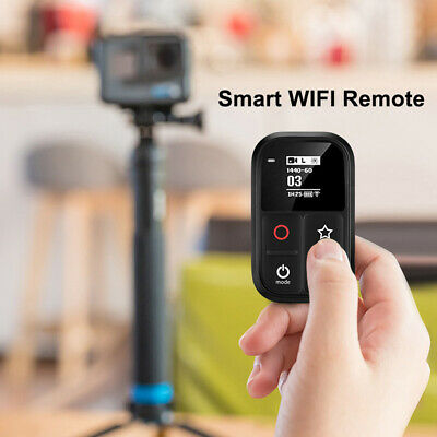 Mini Smart Wireless Remote Control WiFi Controller For GoPro Hero 8/7/6/5/4/3+/3