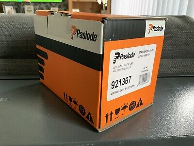 Paslode Staple Fuel Pack GS16 X 16mm
