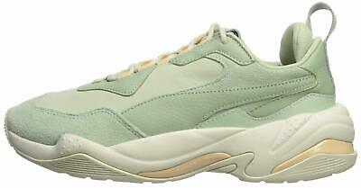 PUMA THUNDER ELECTRIC Chunky Leather Lace Up Womens Trainers
