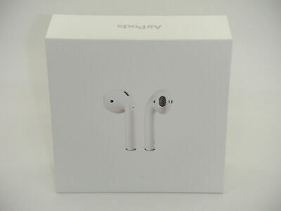 Apple AirPods Wireless Headphones with Charging Case (2nd Generation) MV7N2AM/A