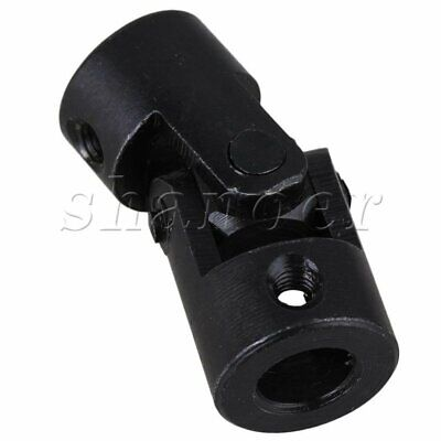 10mm Bore Steel Universal Joint Coupling Shaft Connector for Machinery 1000r/min