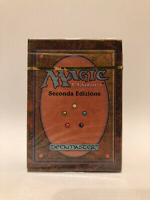 MTG European Unlimited Starter Deck OVP -- factory sealed ITALIAN (SKU: SL9001)