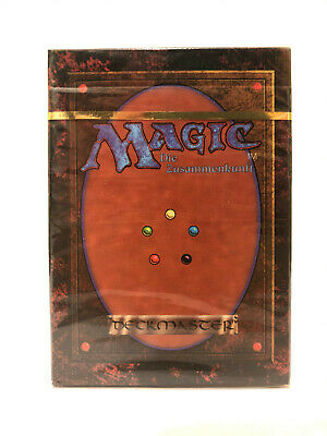 MTG Foreign Limited: Starter Deck OVP -- factory sealed GERMAN (SKU: WOC21000)