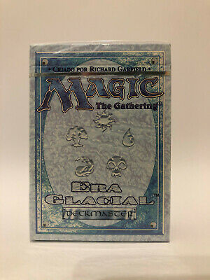 MTG Ice Age Starter Deck OVP -- factory sealed PORTOGUESE (SKU: WOC23014)