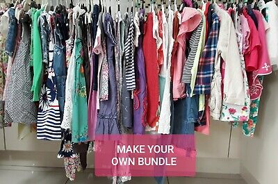 ALL MIXED BRANDS GIRLS CLOTHES MAKE YOUR OWN BUNDLE 7//8 YEARS