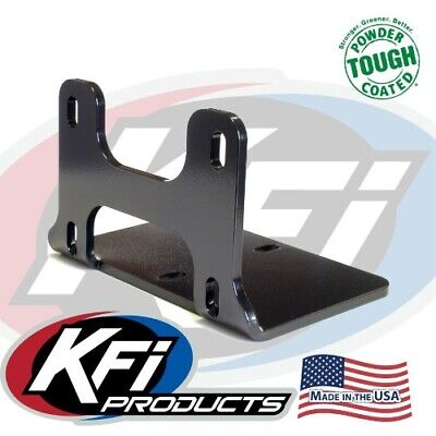 KFI Products - 100480 - 2-Hole Mounted Winch 90 Degree Converter