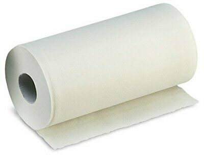 4 Rolls Premium Quality White 250mm Couch Roll Hygiene Roll Medical Salon Beauty