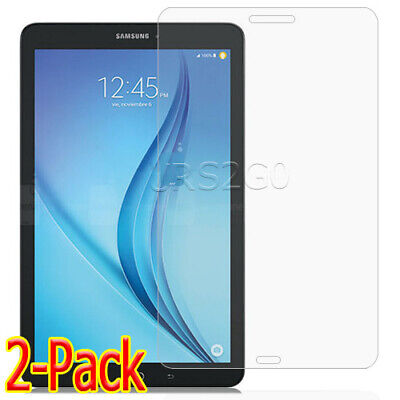"""2x Tempered GLASS Screen Protector Saver for Samsung Galaxy Tab E 8.0"""" SM-T377P"""
