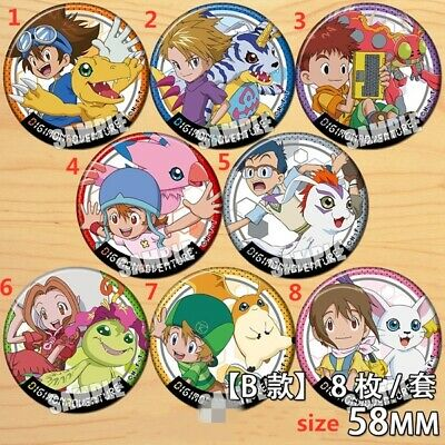 """2.3/"""" Anime That Time I Got Reincarnated as a Slime badges Pins Schoolbag 5.8CM"""