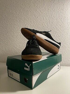 NEU PUMA MADRID Perforated Gr. 39 Herren Leder Sneaker