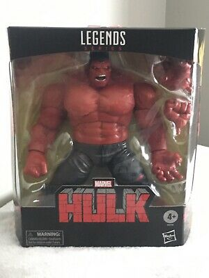 "RED HULK 4/"" MARVEL UNIVERSE SERIES 5 ACTION FIGURE # 013 New"