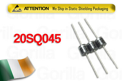 20SQ045 Diode 45V 20A NEW SCHOTTKY DIODE