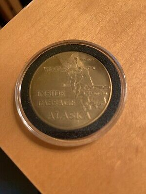 Inside Passage Alaska Coin