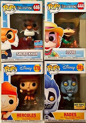 Funko Pop P * UK STOCK-GRATIS P DISNEY le FOLLIE DELL/'IMPERATORE-KRONK #360