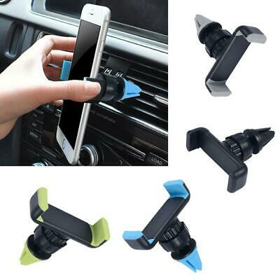6'' 360° Rotating Car Air Vent Mount Cradle Holder Stand f Mobile Cell Phone GPS