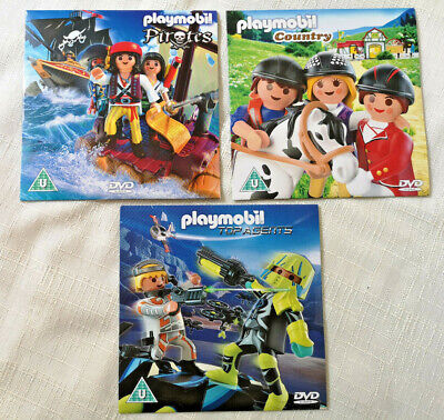 new condition! Playmobil Country DVD