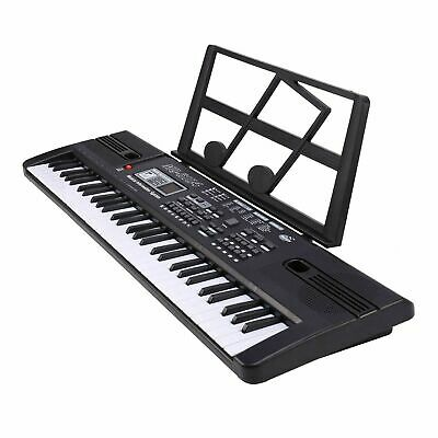 61 Keys Digital Music Electronic Keyboard Electric Piano With Microphone Set
