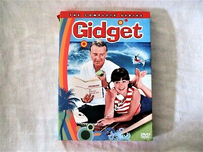 Gidget Sally Field DVD Complete Series Sony TV 4 Disc Set